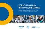 Forschung und Innovation stärken, Titelbild