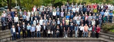 Gruppenfoto Deutsche Neutronenstreutagung 2012
