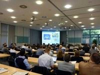 Vortrag von Prof. Dr. Alan Tennant und Teilnehmer der Deutschen Neutronenstreutagung 2012 in Bonn