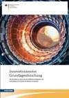 Innovationsmotor Grundlagenforschung: Wie die Arbeit an naturwissenschaftlichen Großgeräten die Entwicklung von Technik und Medizin vorantreibt