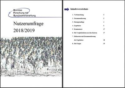 KFS-Umfrage Titelseiten
