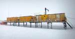 Kohnen-Station des AWI in der Antarktis