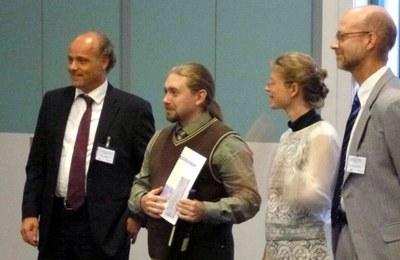 Verleihung des Wolfram-Prandl-Preises 2012