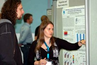 Participants of the DN2012 at the poster session