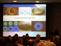Talk of Prof. Dr. Alan Tennant at the DN2012 in Bonn