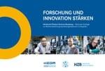 Forschung und Innovation stärken, cover
